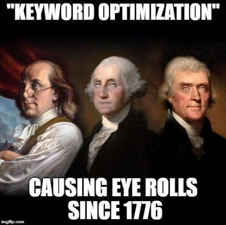 keyword eye roll